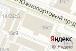 Схема проезда до компании Зеленый Ультиматум в Москве