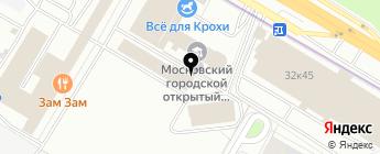 Bardahl motor на карте Москвы