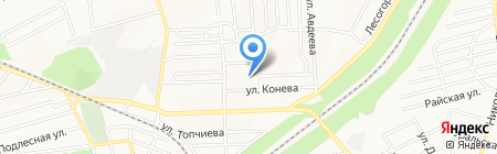 Донецкая общеобразовательная школа I-III ступеней №94 на карте Донецка
