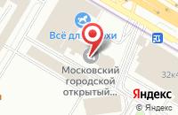 Схема проезда до компании Шопс.Мск.Ру в Москве