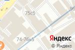 Схема проезда до компании ОптСтройКомплект в Москве