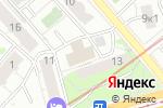 Схема проезда до компании ПрофАльянс в Москве