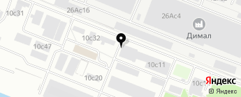 ABRO на карте Москвы