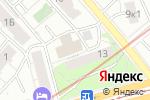 Схема проезда до компании Вереск в Москве