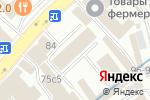Схема проезда до компании Золотая Середина в Москве
