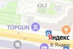 Схема проезда до компании 101nomer.ru в Москве