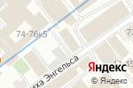 Схема проезда до компании СпецСтрой в Москве