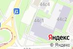 Схема проезда до компании Магистраль в Москве
