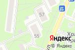 Схема проезда до компании Таир в Москве