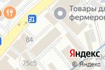 Схема проезда до компании ОСЕ-Технотрейдсервис в Москве
