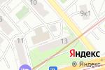 Схема проезда до компании LOFTO в Москве