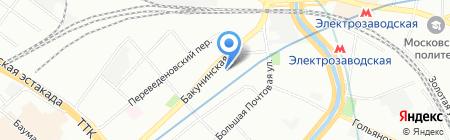 BELK-IT на карте Москвы