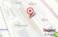 Схема проезда до компании Наша Типография в Москве
