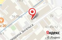 Схема проезда до компании Центр Инновационных и Дистанционных Технологий в Москве