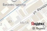 Схема проезда до компании Ареалпром в Москве