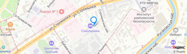 улица Боевская 1-я