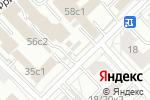 Схема проезда до компании Шиноремонт.ру в Москве