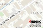 Схема проезда до компании AutoLINES.ru в Москве