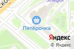 Схема проезда до компании Best smoke в Москве