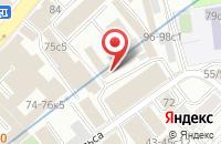 Схема проезда до компании Медиа Арт в Москве