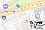 Схема проезда до компании СПАРТАК-недвижимость в Москве