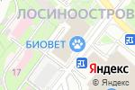 Схема проезда до компании Чекмастер в Москве