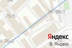 Схема проезда до компании Московский социально-педагогический институт в Москве