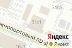 Схема проезда до компании Softline в Москве