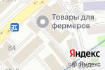 Схема проезда до компании Вирсбен в Москве