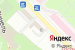 Схема проезда до компании Южнопортовый в Москве