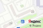 Схема проезда до компании Эконом-парикмахерская в Москве