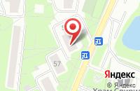 Схема проезда до компании Издательский Дом «Теис» в Москве
