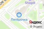 Схема проезда до компании Kerona в Москве
