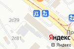 Схема проезда до компании Cargo Express в Москве