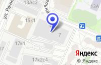 Схема проезда до компании ПТФ РОТАС-М в Москве