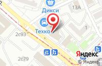 Схема проезда до компании Медиа-Руссия в Москве