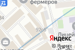 Схема проезда до компании ОДВИН в Москве