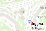 Схема проезда до компании Будь как дома в Москве