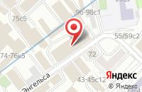 Схема проезда до компании Нта Проджект в Москве