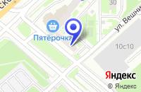 Схема проезда до компании АПТЕКА ФАРМИЦЕННА в Москве