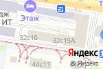 Схема проезда до компании Международный общественный экологический фонд в Москве