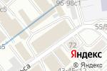Схема проезда до компании SRG в Москве