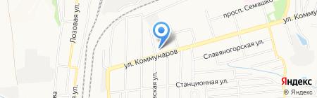 Шанс на карте Донецка