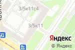 Схема проезда до компании Сауна в Москве