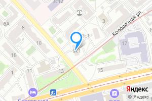 Сдается двухкомнатная квартира в Москве ул. Короленко, 9к1