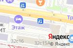 Схема проезда до компании MiMi в Москве