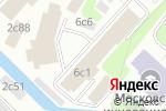 Схема проезда до компании Центр профессионального аудита в Москве