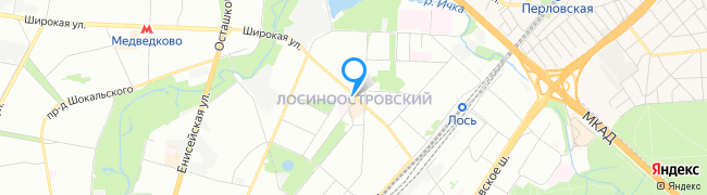 район Лосиноостровский