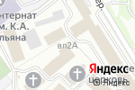 Схема проезда до компании Макет-Проф в Москве