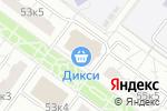 Схема проезда до компании Библиотека семейного чтения №234 в Москве